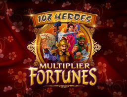 Play For Free: 108 Heroes: Multiplier Fortunes Slot