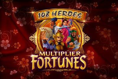 108 Heroes- Multiplier Fortunes Slot