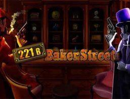 Play For Free: 221B Baker Street Slot