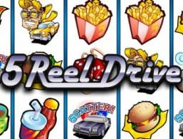 Play For Free: 5 Reel Drive Slot