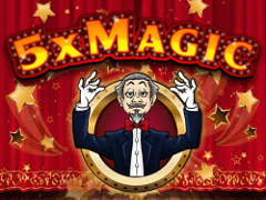 5x-magic slot india
