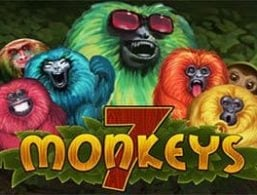 Play For Free: 7 Monkeys Slot