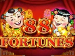 Play For Free: 88 Fortunes Slot