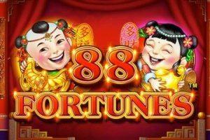 88 Fortunes Slot