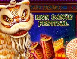 Play For Free: Lion Festival Slot