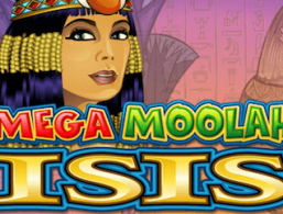Play For Free: Mega Moolah Isis Slot