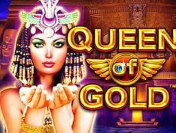 Play For Free: Queen of Gold Slot