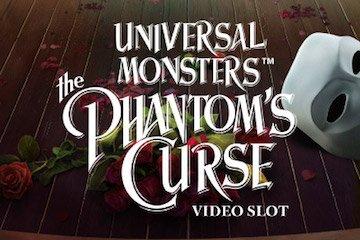 Universal Monsters- The Phantom's Curse Mobile Slot