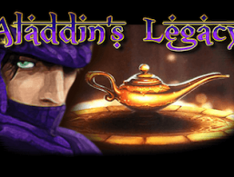 Play For Free: Aladdin's Legacy Slot