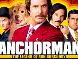 Play For Free: Anchorman Slot
