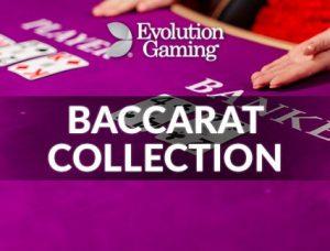 Evolution Live Baccarat