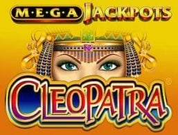 Play For Free: Cleopatra MegaJackpots Slot