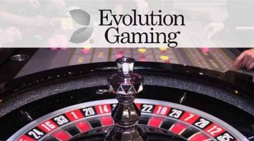 evolution Gaming dual play roulette