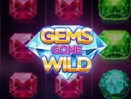 Play For Free: Gems Gone Wild Slot