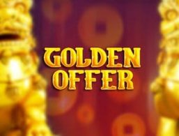 Play For Free: Golden Offer Slot