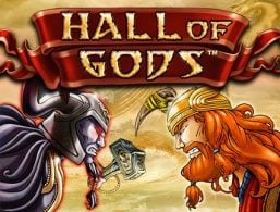 Play For Free: Hall of Gods Slot
