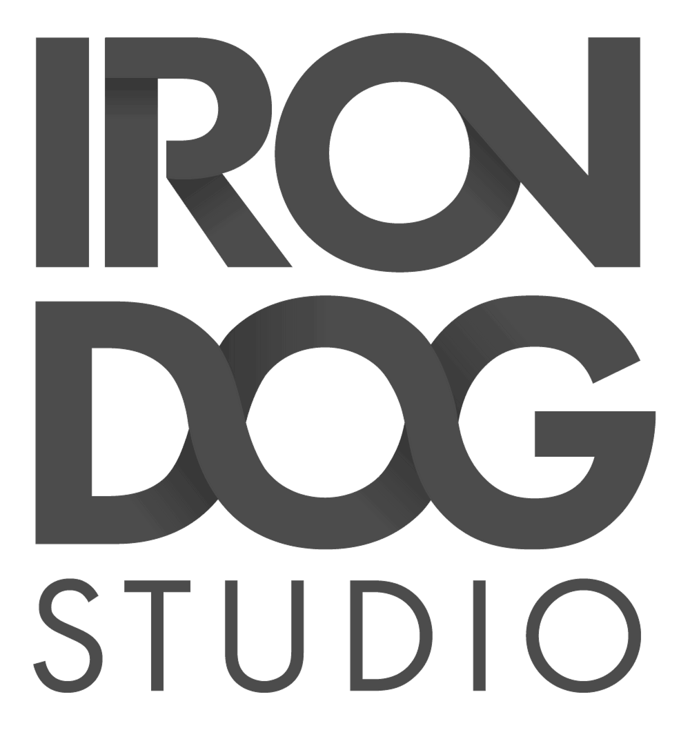 Image of iron dog studio Logo