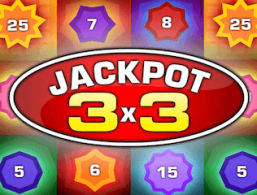 Play For Free: Jackpot 3X3 Slot