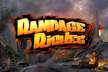 king_of_kaiju_rampage_riches_slot_logo