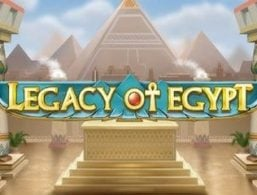 Play For Free: Legacy of Egypt Slot