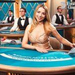 live blackjack evo