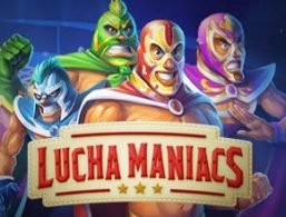 Play For Free: Lucha Maniacs Slot