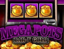 Play For Free: Mega Pots Mega X Slot