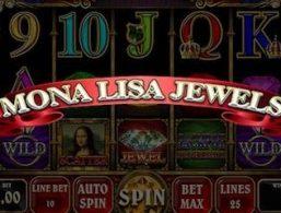 Play For Free: Mona Lisa Jewels Slot