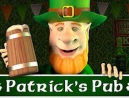 Play For Free: Patricks Pub Slot