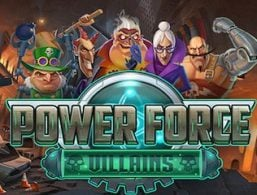 Play For Free: Power Force Villains Slot