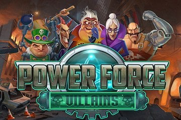 Power Force Villains