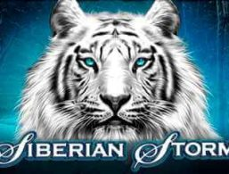 Play For Free: Siberian Storm Slot