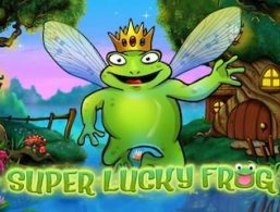 Play For Free: Super Lucky Frog Slot