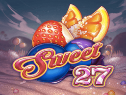 Play For Free: Sweet 27 Slot