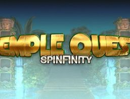 Play For Free: Temple Quest Spinfinity Slot