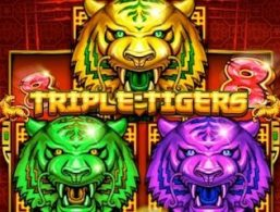 Play For Free: Triple Tigers Slot