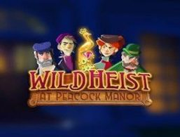 Play For Free: Wild Heist at Peacock Manor Slot