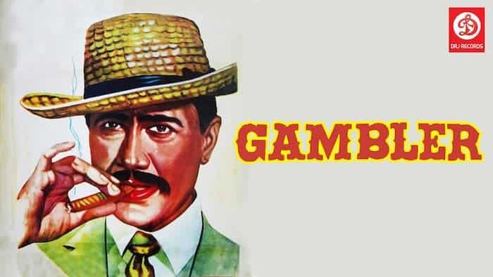 Image of bollywood gambler