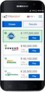 India's BEST ONLINE LOTTERY 2019 - Get 1 Free BONUS here!
