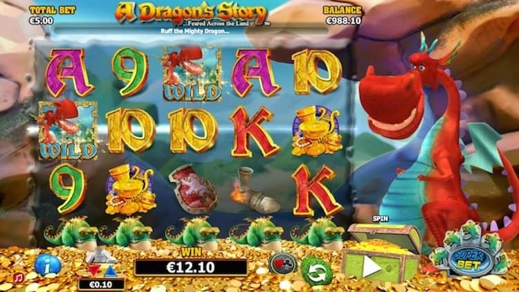 a-dragons-story-slot-real-money india