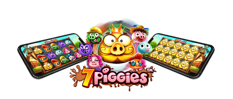 Image of the 7 Piggies Slot