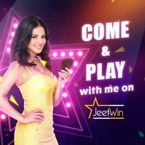 The Story of Sunny Leone and JeetWin