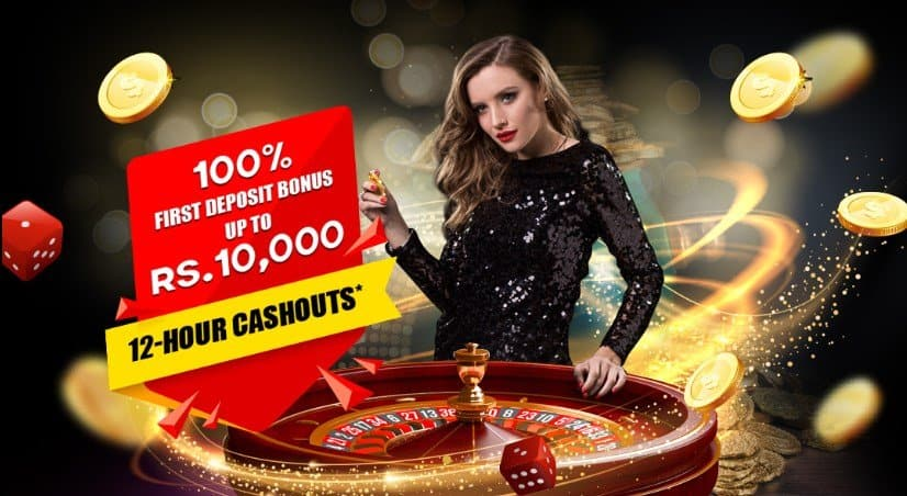 screenshot of Showlion Casino's homepage
