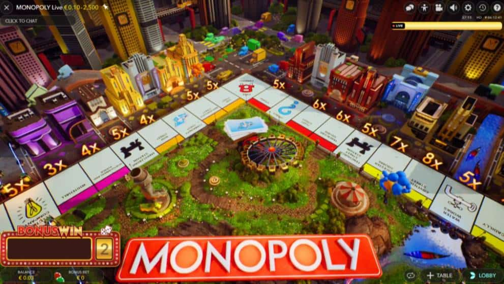 image of monopoly casino