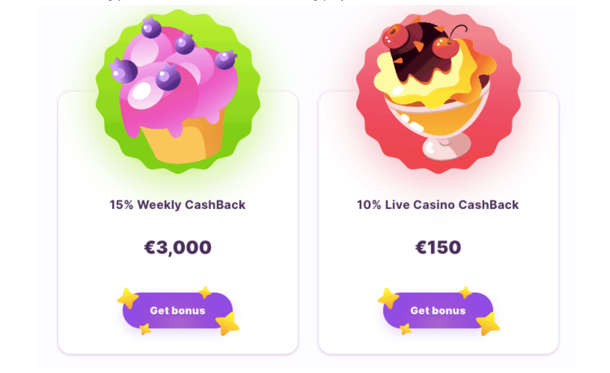 list of current promotions at nomini Casino