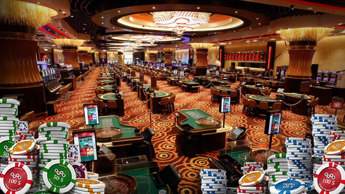 Image of a casino in Philippines