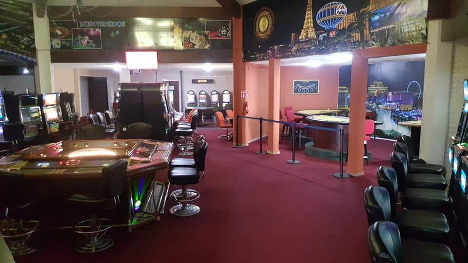 image of a casino in San Salvador
