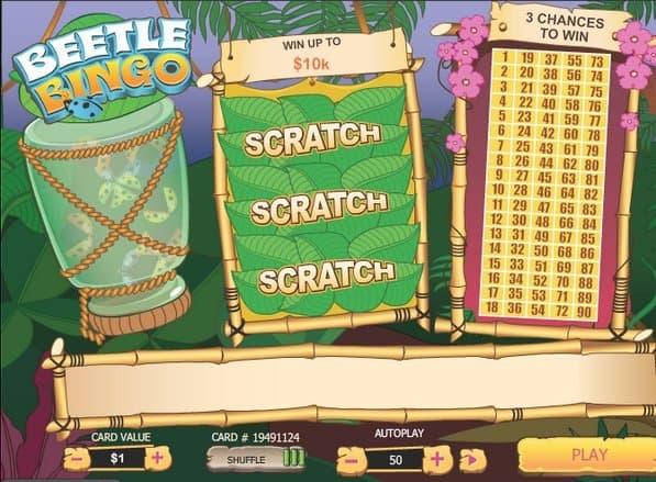 screenshot of Casino.com
