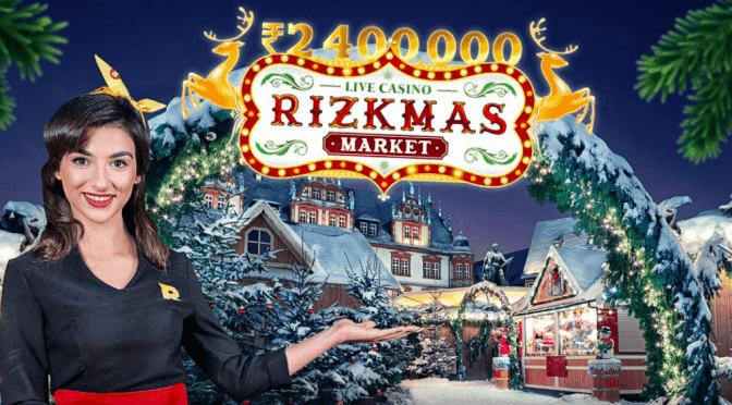 Place Your Bets at a Winning Pool of ₹24,00,000 this Rizkmas!