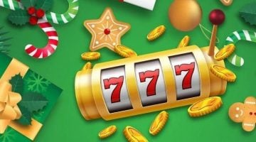 Spread some Christmas Cheer with our Handpicked Christmas Slots!